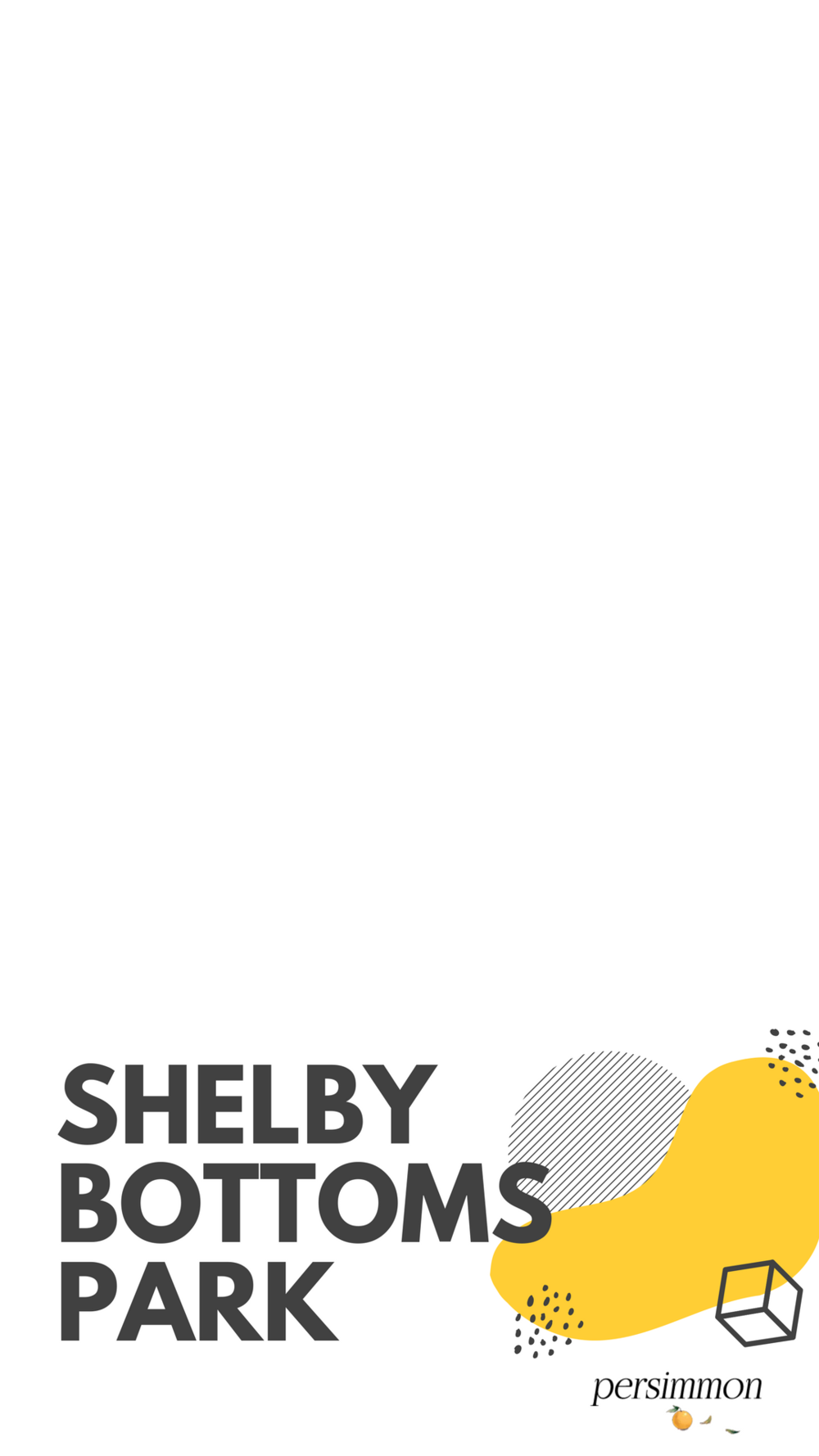 Black Geometric Local Parks Community Snapchat Geofilter.png