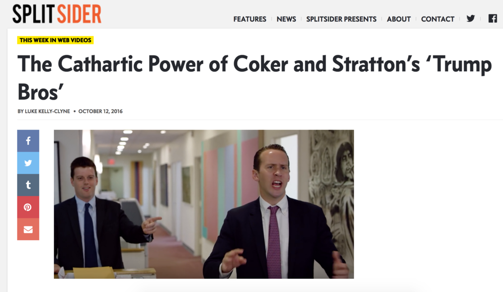 http://splitsider.com/2016/10/the-cathartic-power-of-coker-and-strattons-trump-bros/