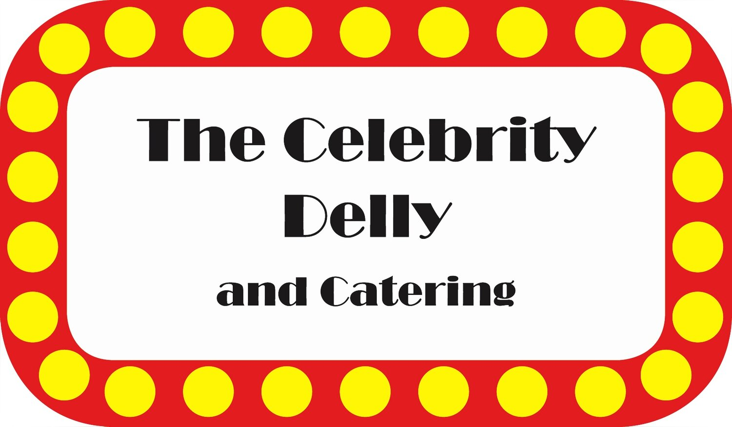 Celebrity Delly - Diner Restaurant - West Colonial ...