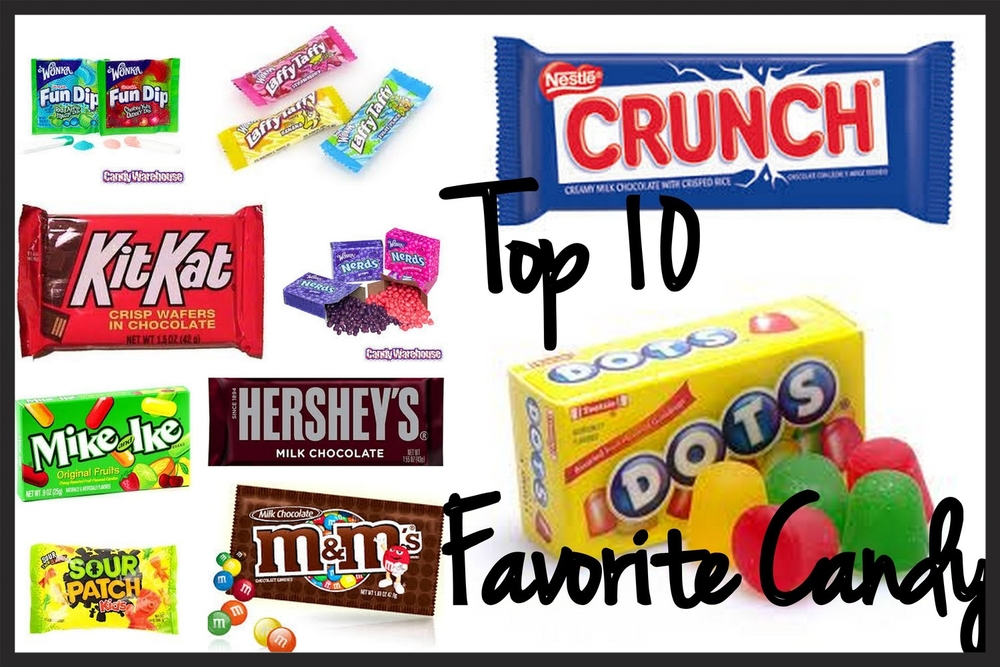 Top10candy