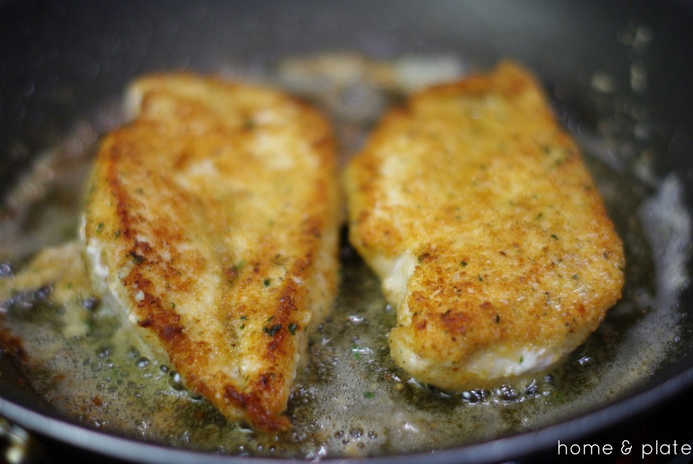 Chicken cutlets with caper sauce recipe – Food ideas recipes