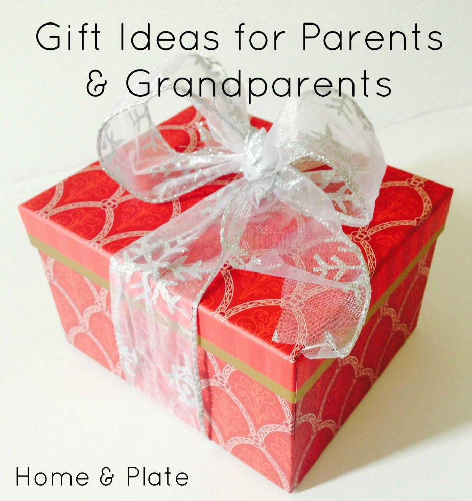Gifts For The Parents Who Have Everything Home Plate