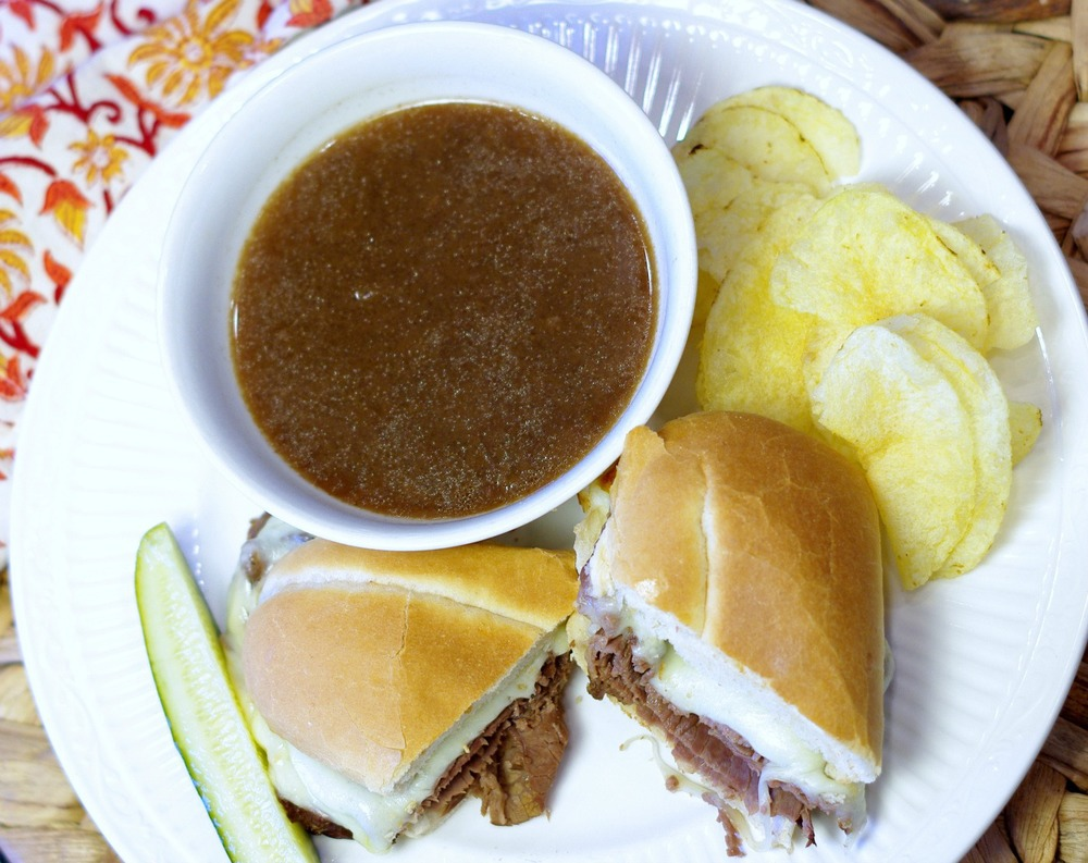 French-Dip-Au-Jus
