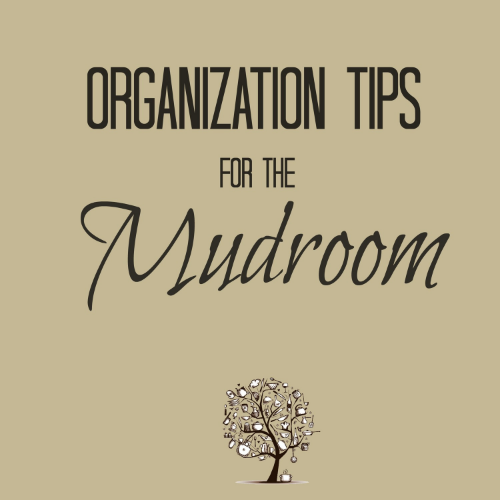 Organize the Mudroom