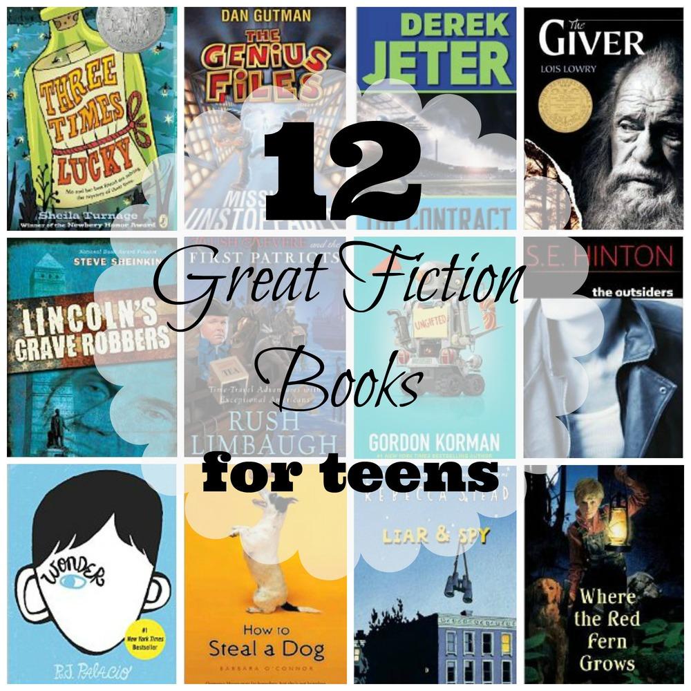 teen Fiction books for