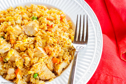 Better than takeout chinese fried rice home plate better than takeout chinese fried rice home amp plate homeandplate ccuart Choice Image
