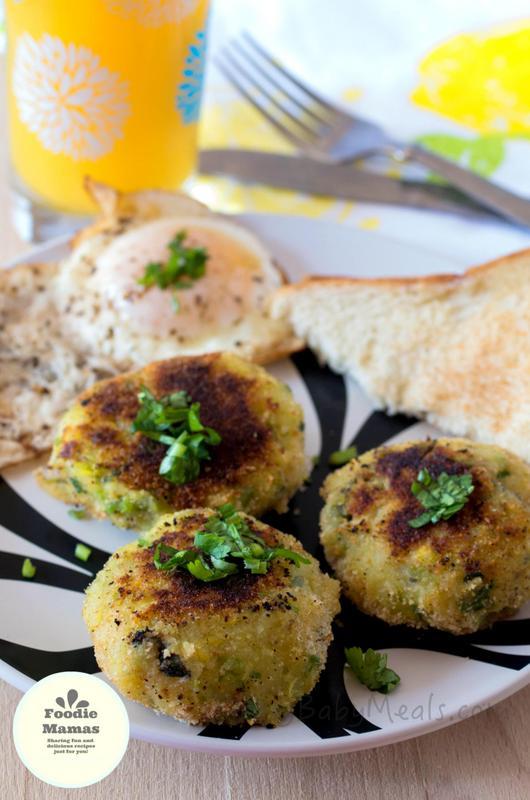 Breakfast Potato Tikkis