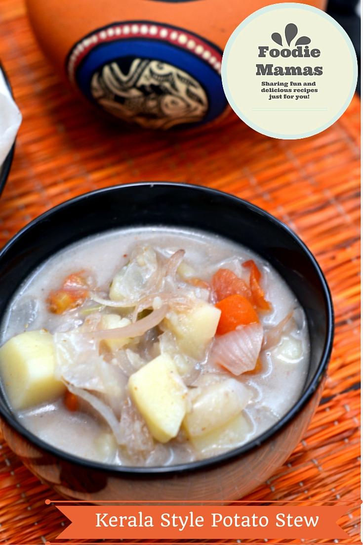 Kerala Style Breakfast Potato Stew