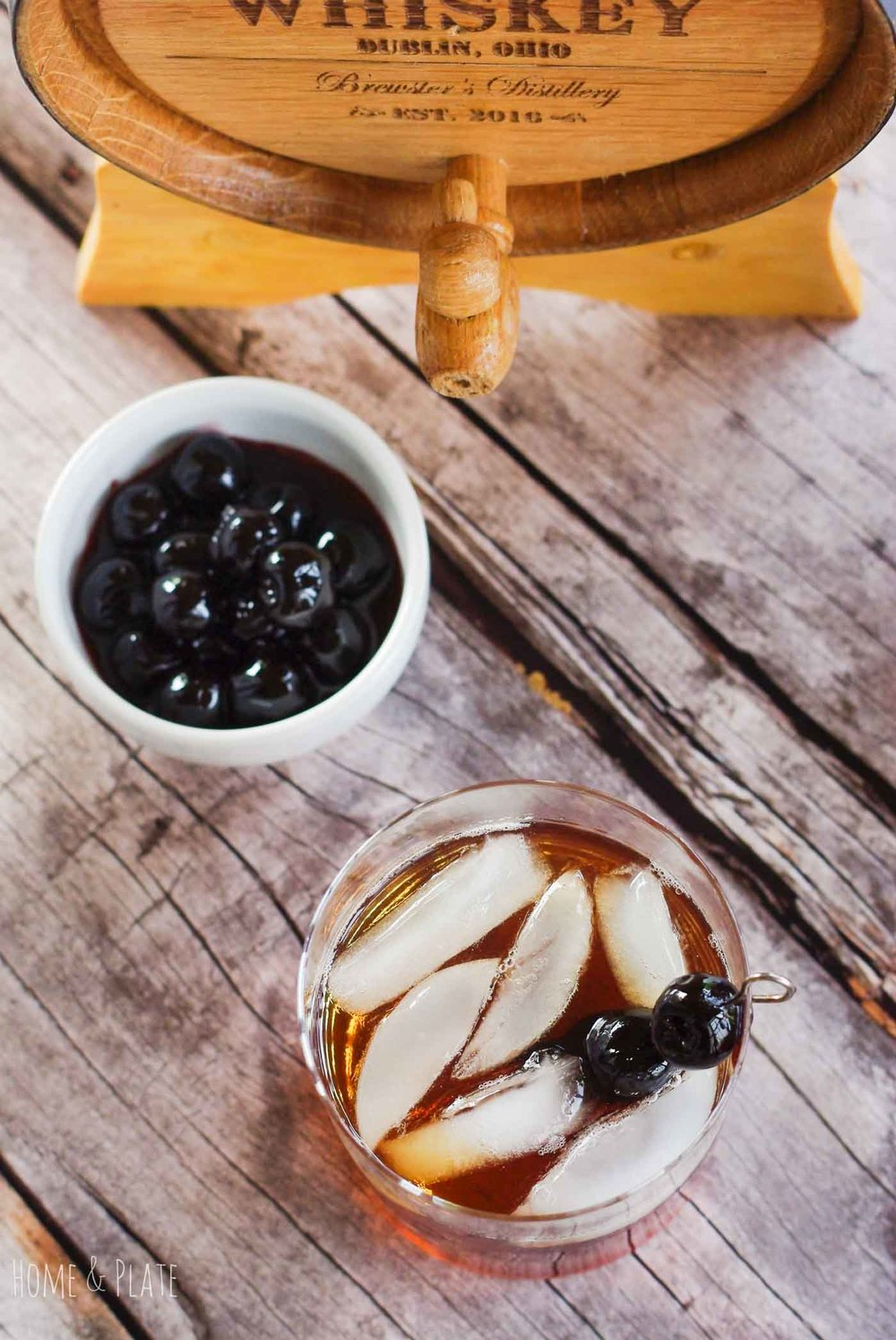 Barrel Manhattan Recipe
