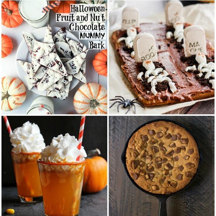 5 creative diy halloween treats home plate easy for Creative ideas for halloween treats