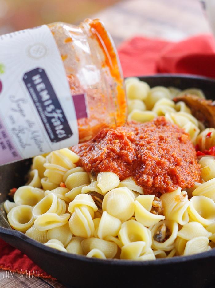 baked-skillet-pasta-easy-sasuage-ragu-2.jpg