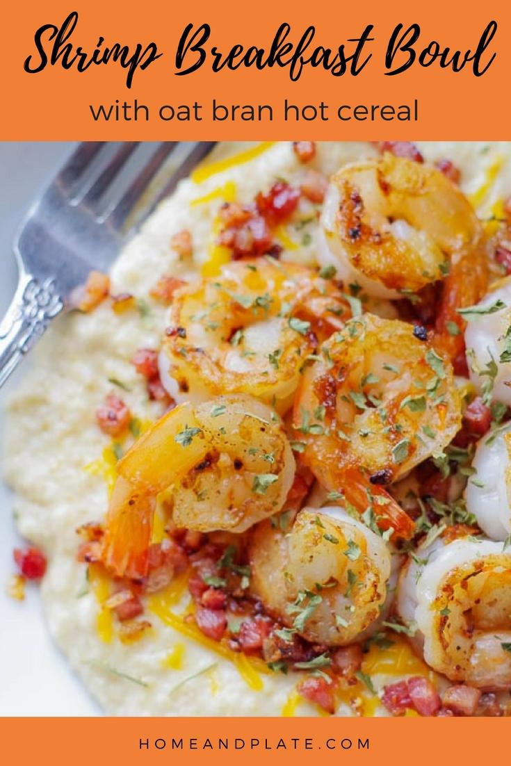 Shrimp and Cheesy Oats Shrimp and Cheesy Oats new foto