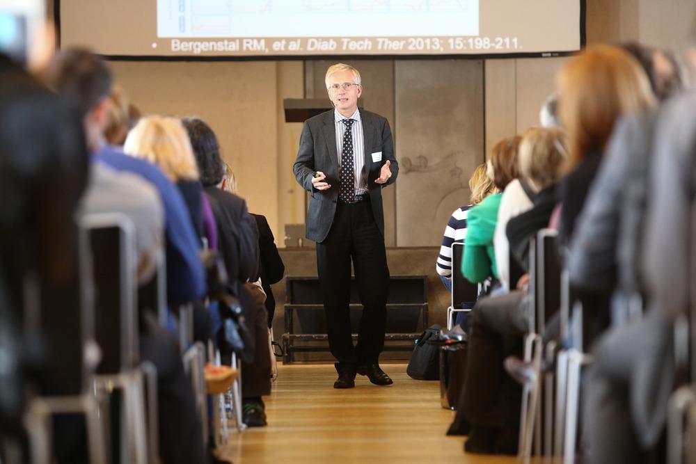 Prof. dr. Tadej Battelino /photo: Jernej Lasič