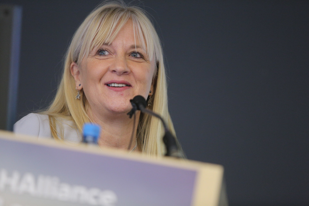 Dianne Gill, Northern Health and Social Services Trust, North Ireland