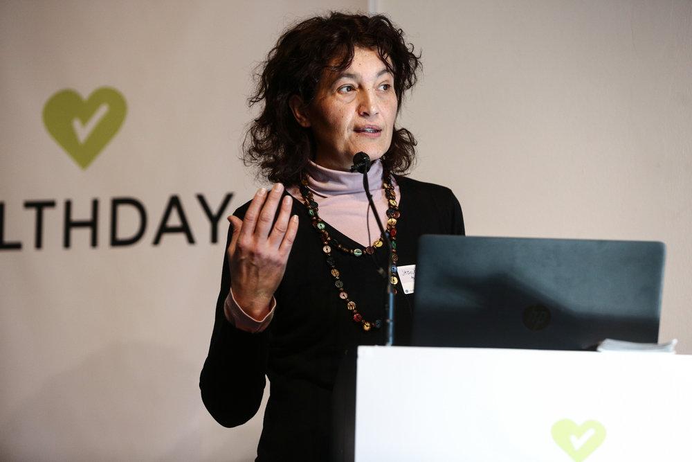 Anita Jacović, Ministry for health