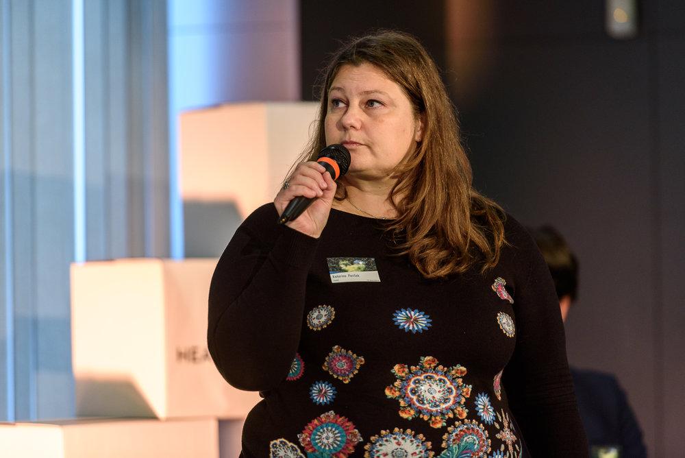 Katarina Pavšek, FeelIf   video posnetek ,  prezentacija