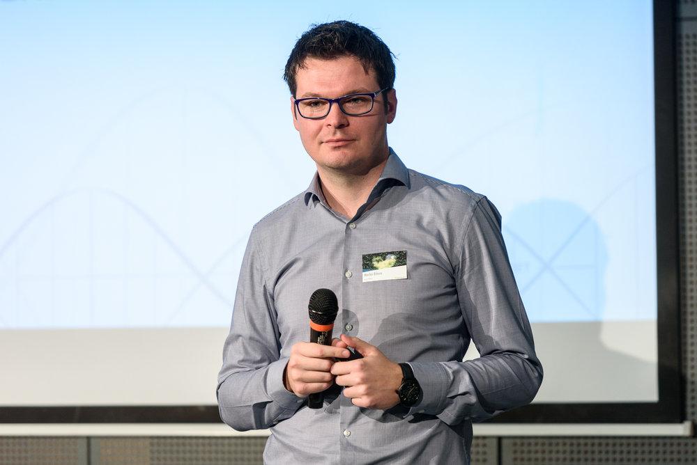 Marko Bitenc, GenePlanet   video posnetek ,  prezentacija
