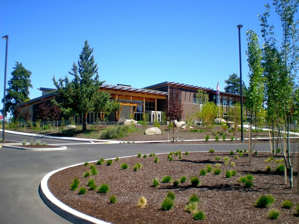 Bend Metropolitan Parks and Recreation District Administration Building