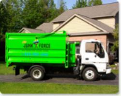 Junk-Hauling-Truck