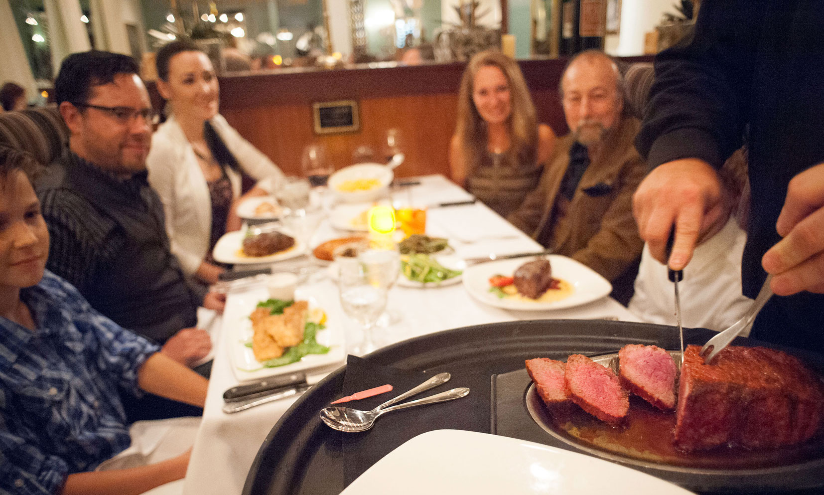 Travelers who viewed Fogo de Chao Brazilian Steakhouse also viewed