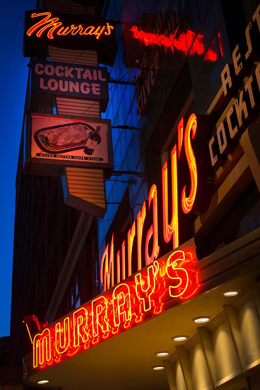 Menus Murray S Steakhouse