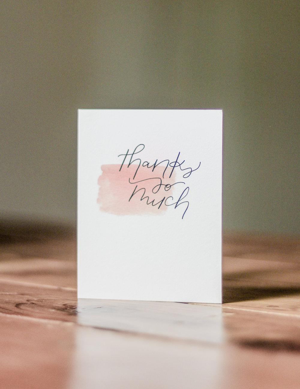 everglow handmade greeting cards
