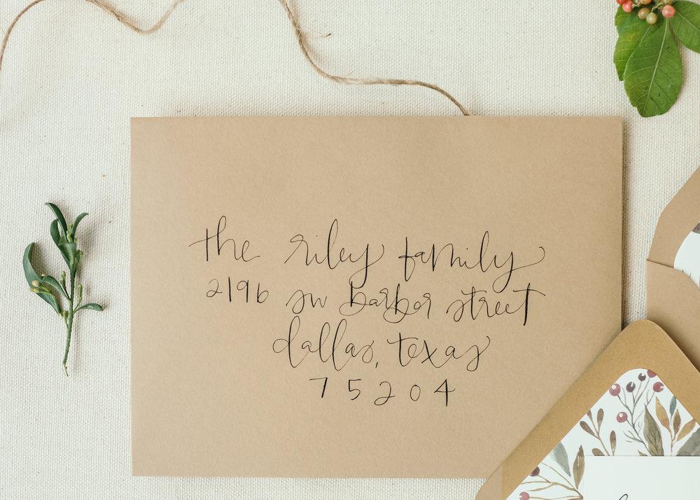 beautiful autumn wedding invitations 4