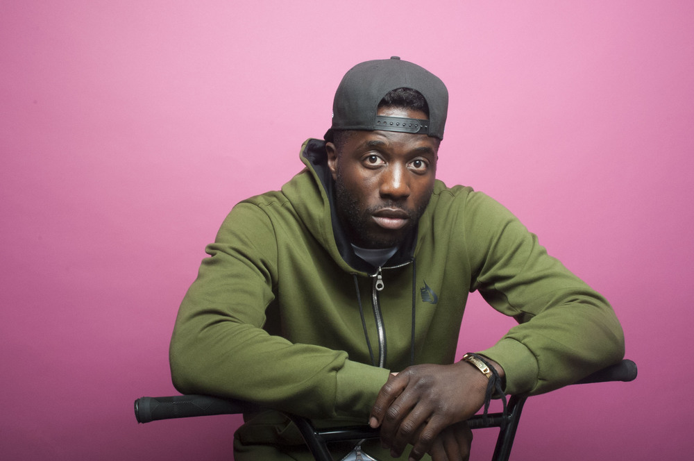 How Nigel Sylvester Used The Internet To Turn Himself Into A Business, Man