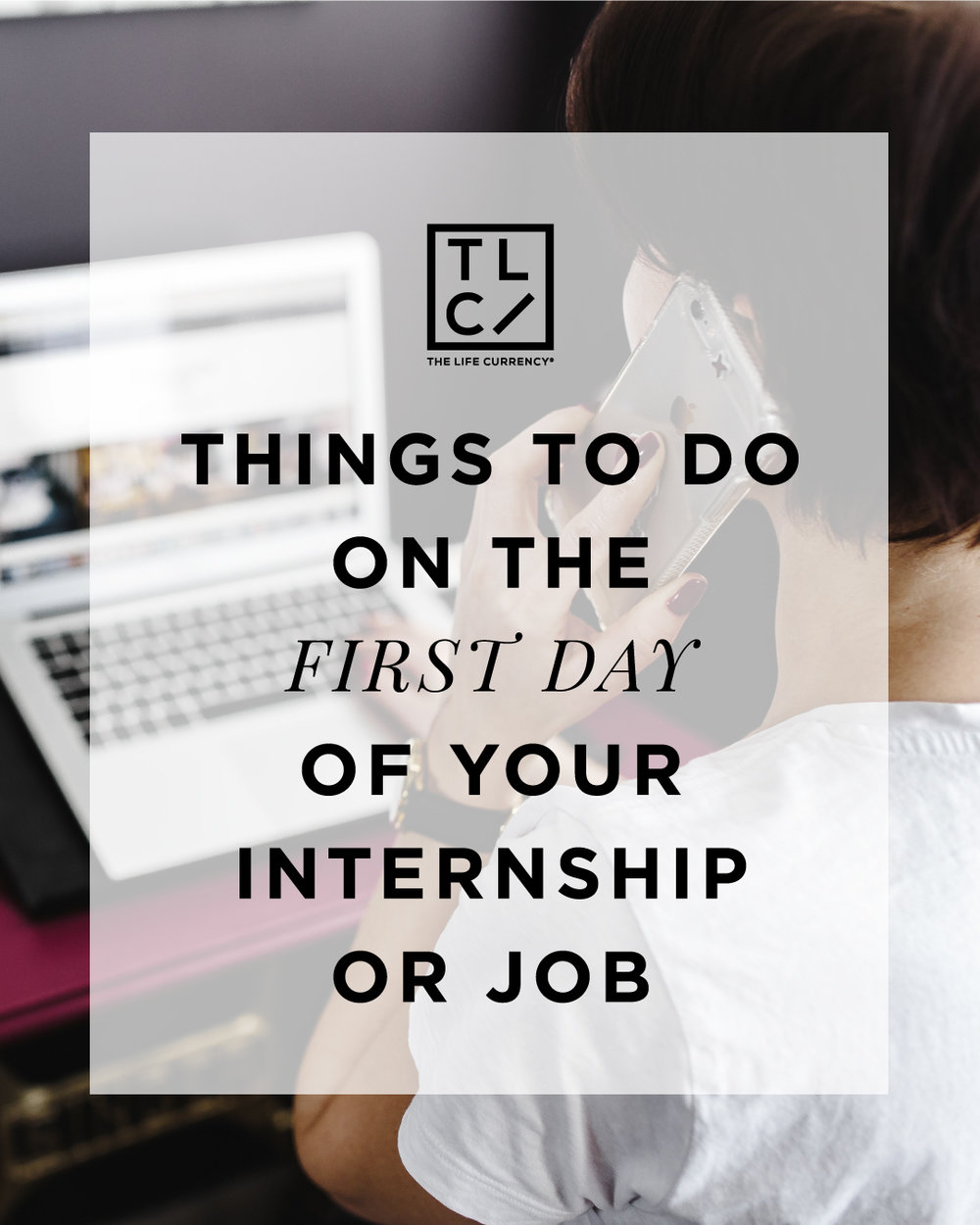 Things To Do On The First Day Of Your Internship Or Job