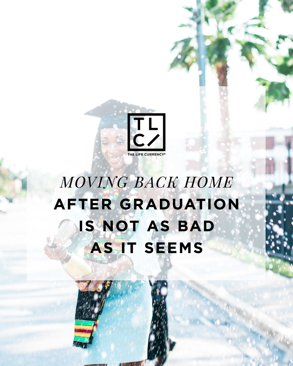 Moving Back Home After Graduation is not as Bad as it Seems