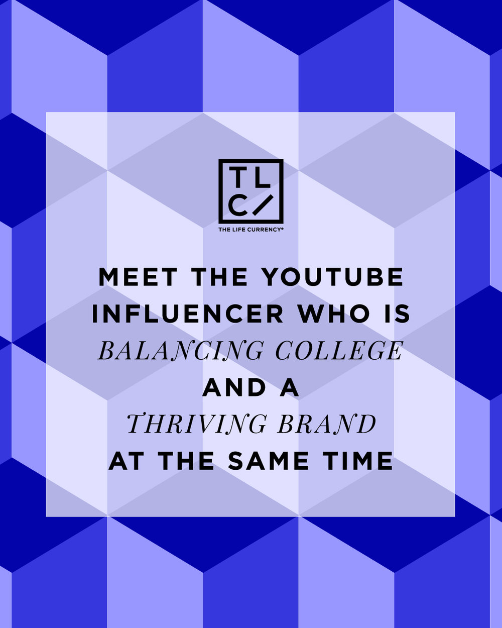 Meet the Youtube Influencer Who Is Balancing College and a Thriving Brand at the Same Time