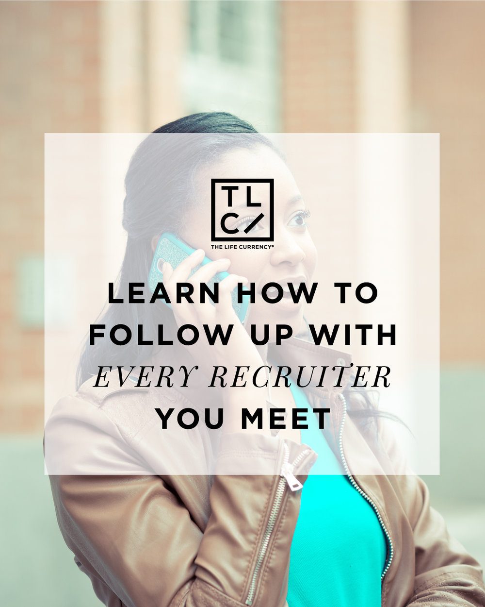 5 Effective Ways to Follow Up With a Recruiter