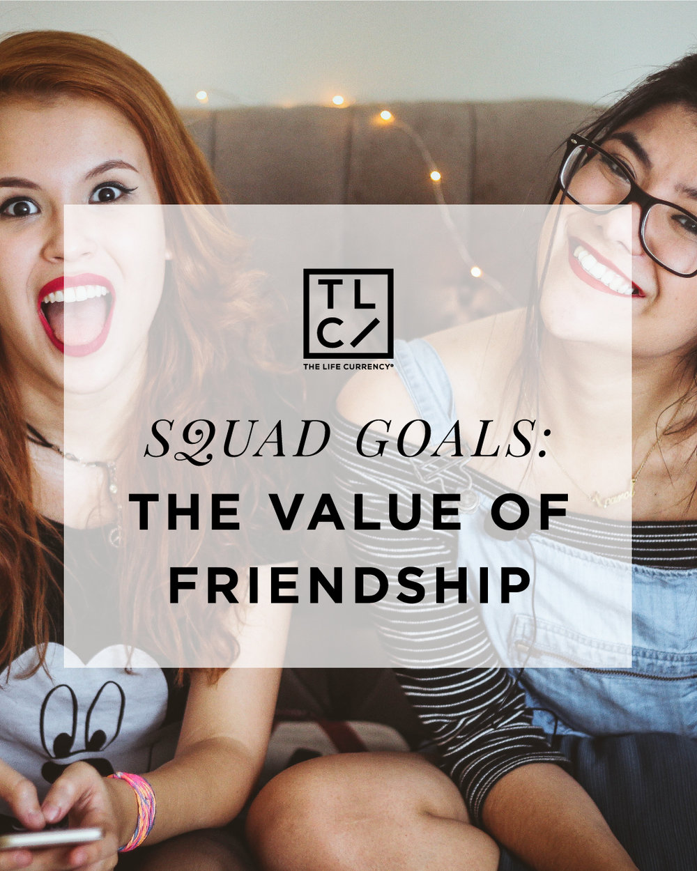 Social media has coined #SquadGoals as an inspirational term for a person's idealized friend group. Although this hashtag has recently gained attention by the media, squads have been around for ages. The most iconic duos and trios can be traced all the way back to our ancestors and even groups such as Destiny's Child who went on to make history.