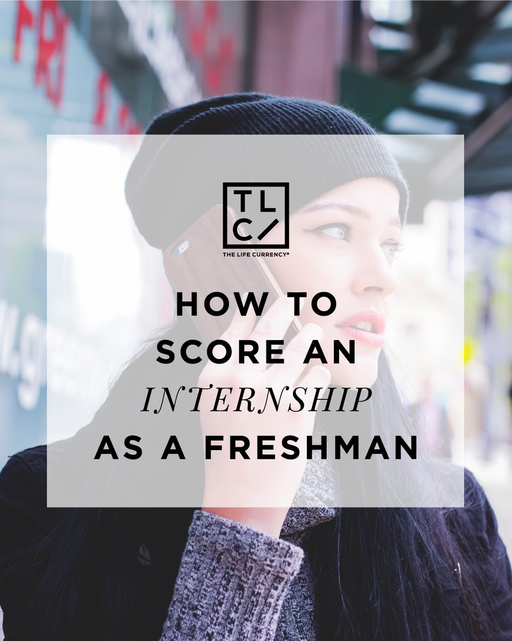 7 Ways to Score an Internship as a Freshman