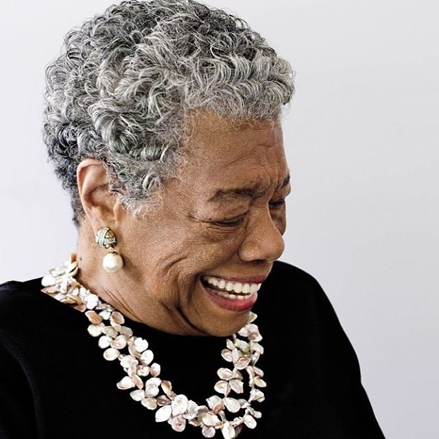 "Our #WCW the incredibly wise- #MayaAngelou. 💕💕💕""My mission in life is not merely to survive, but to thrive; and to do so with some passion, some compassion, some humor, and some style."" 💪🏽🙏🏽 #WednesdayWisdom #GirlBoss #BossBabe"