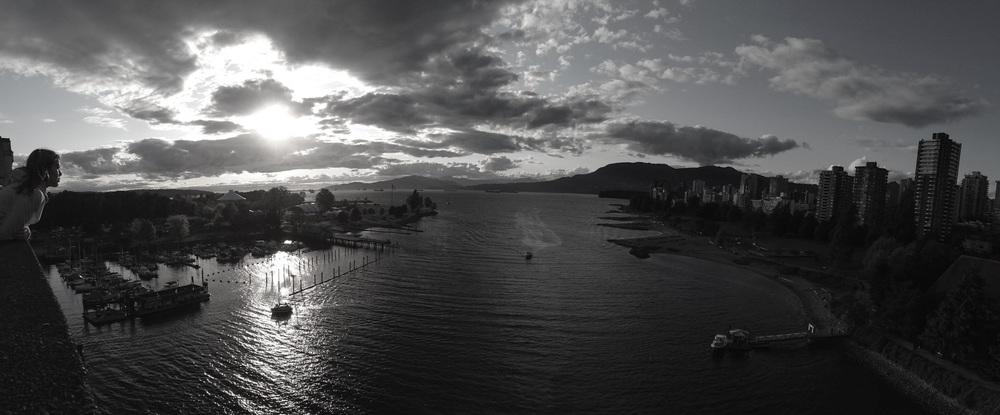 Burrard Bridge, Vancouver, BC