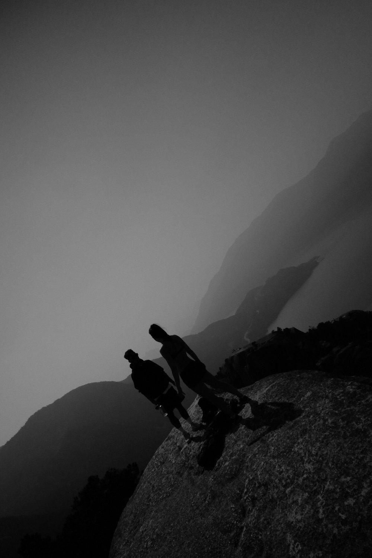 Squamish Chief, BC.