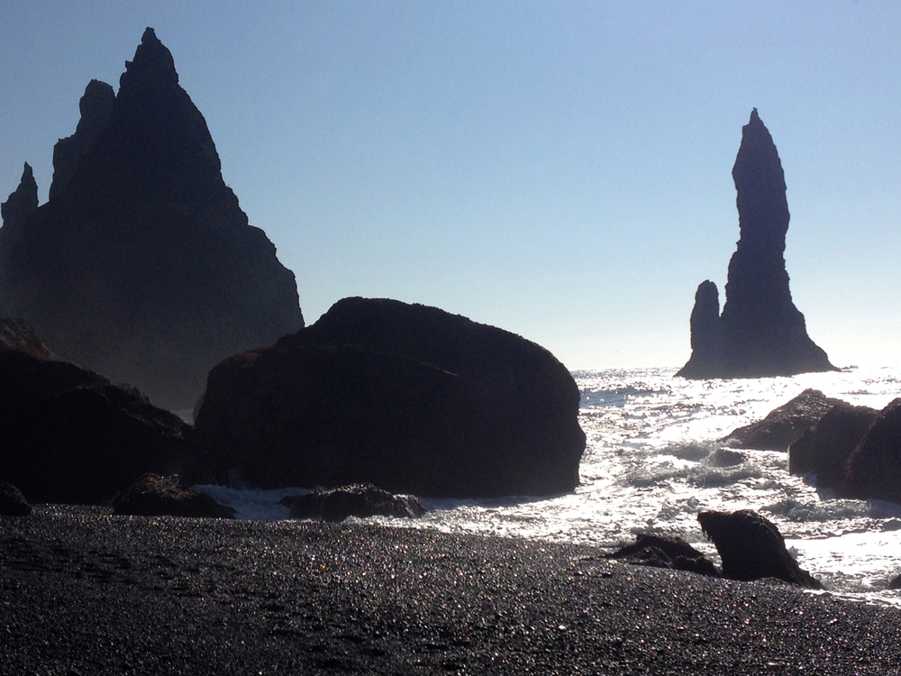 Reynisdrangar, South Iceland