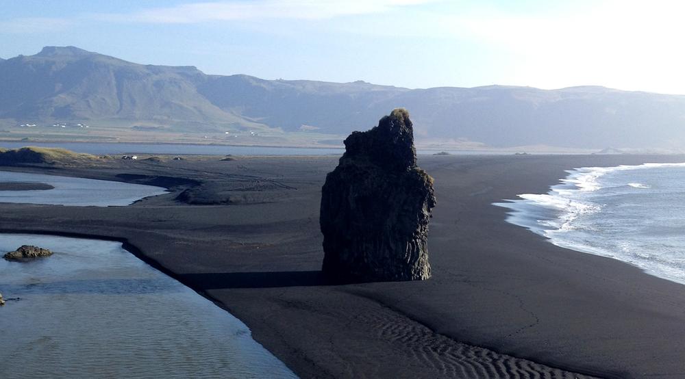Dyrhólæy, South Iceland