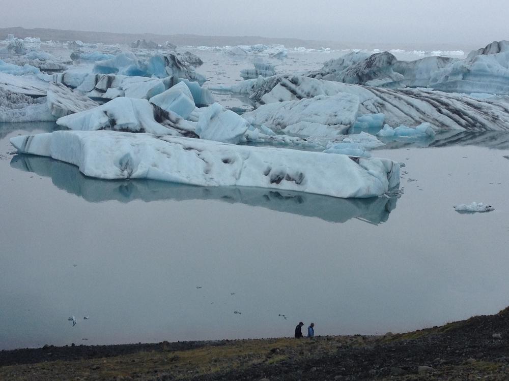 Jökulsárlon Glacier Lagoon, Southeast Iceland