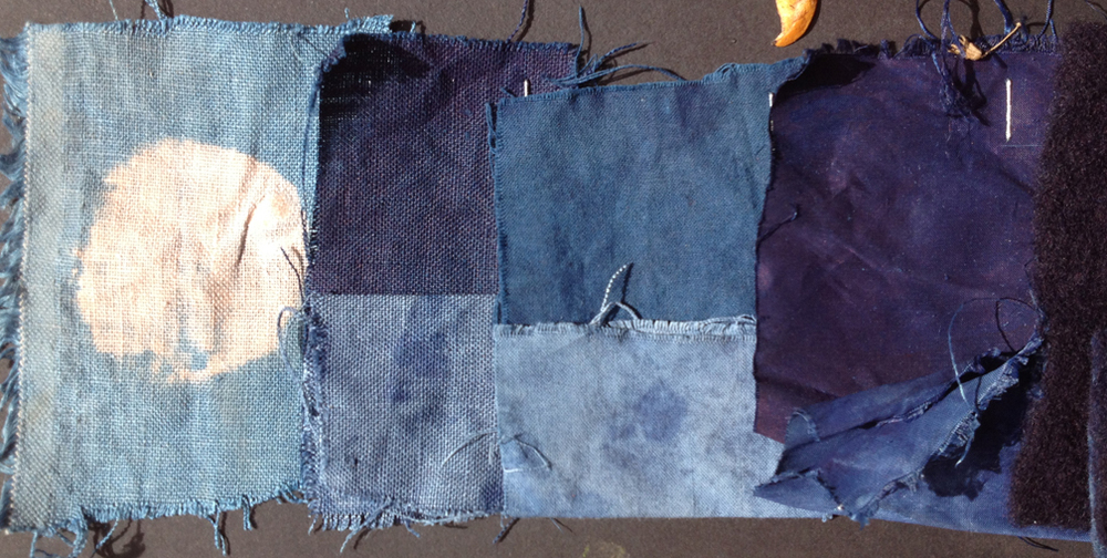 Pre-reduced Indigo, Batik, Soda Ash