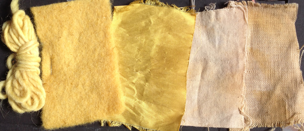 Yellow Safflower Dye