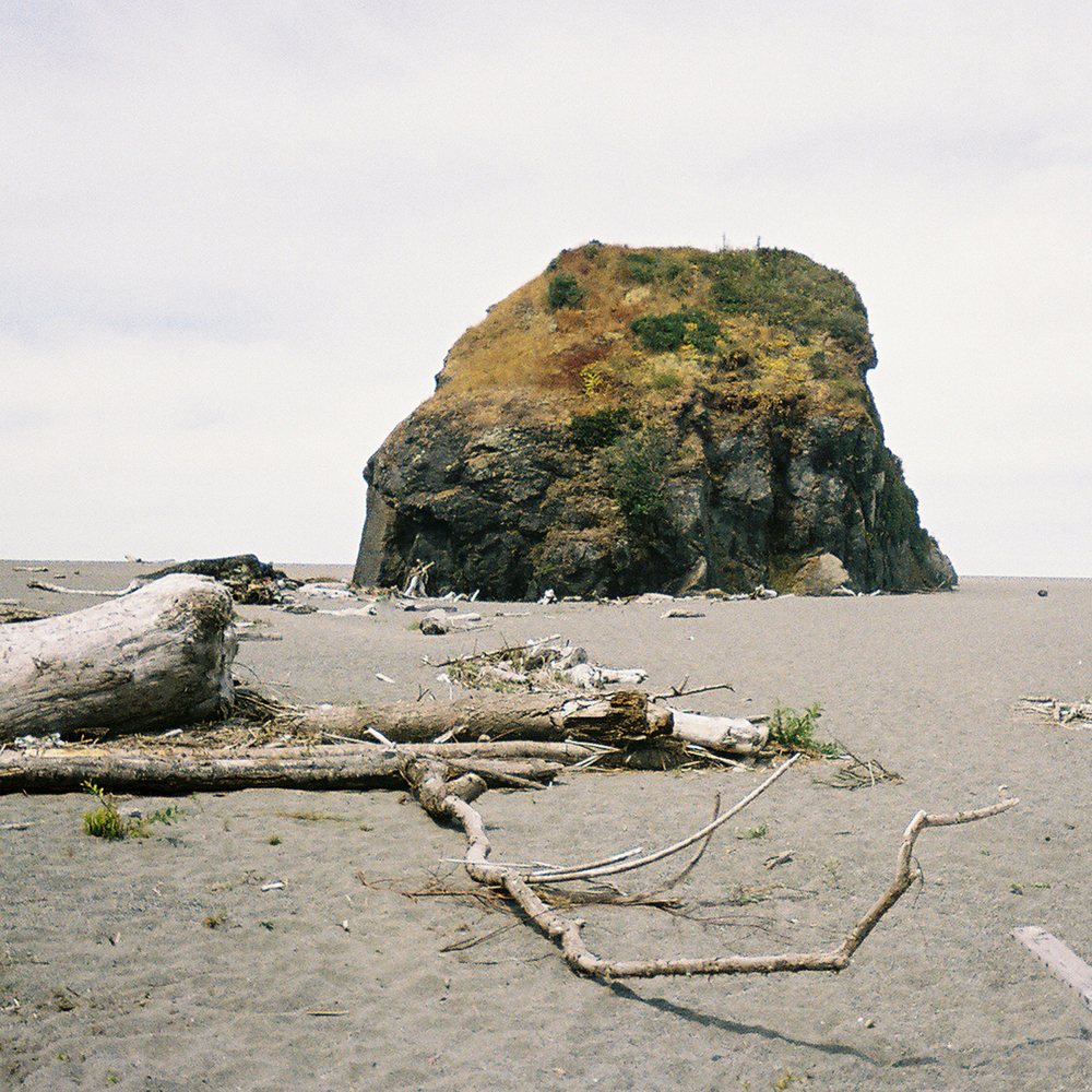 Yurok Rock, Northern California
