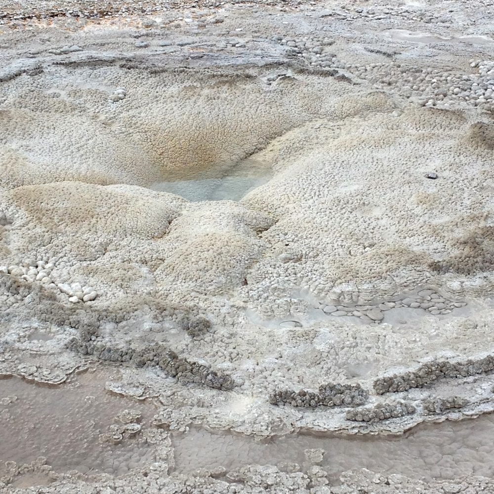 Geyser, Yellowstone National Park
