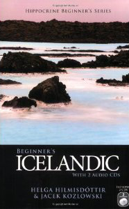 This is the book you want to pickup if you're looking to learn a bit of Icelandic!