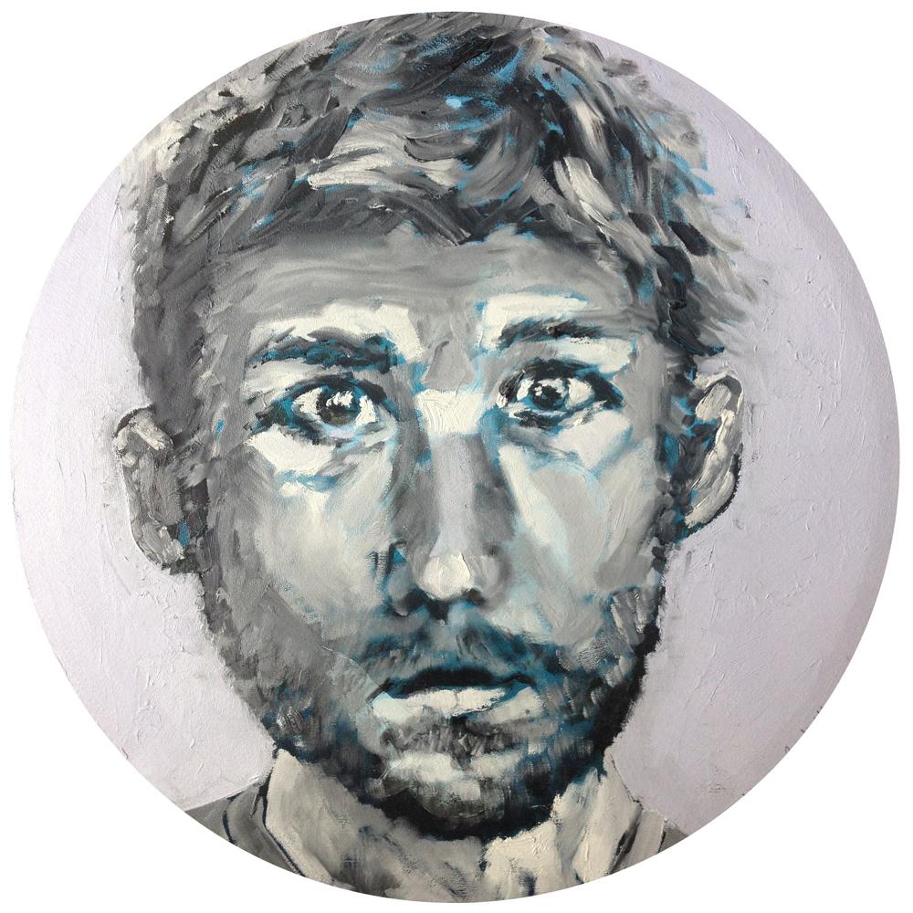 Self-Portrait, Oil on canvas