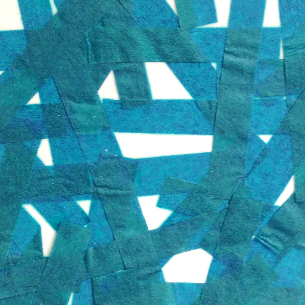 Tissue paper swatch