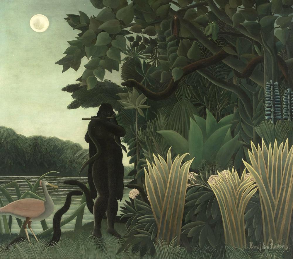 The Snake Charmer, 1907