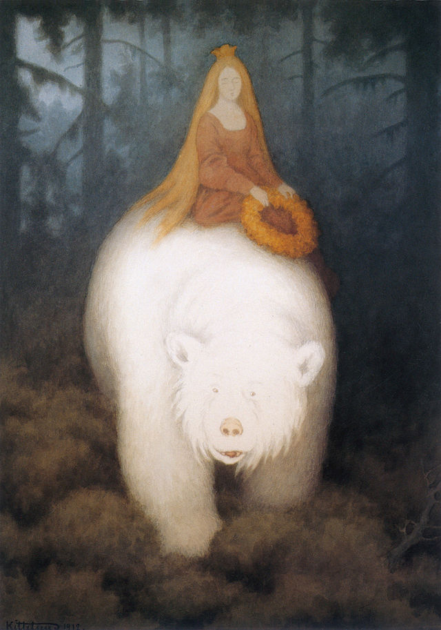 Kvitebjorn - Kong Valemon, 1912 (The Polar Bear King)