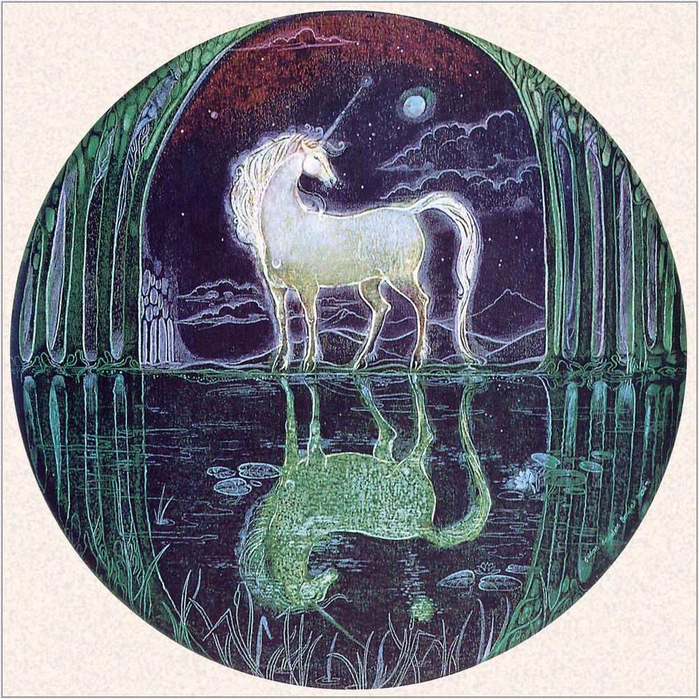 Unicorn , Susan Seddon Boulet.